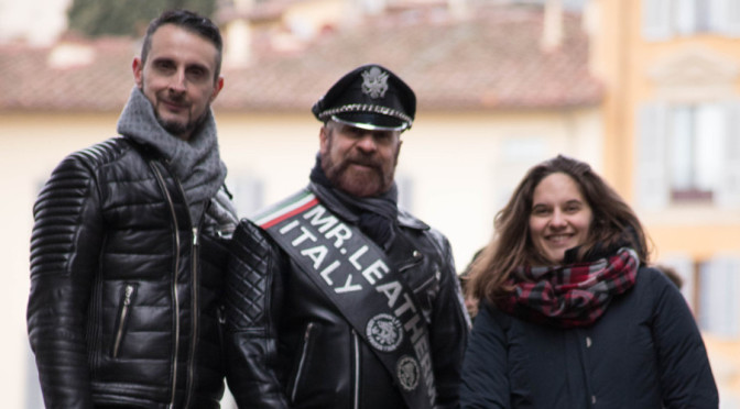 La motivazione a superare sé stessi – verso IML40 Chicago 2018 – Se Mr Leather Italia è il mio babbo gay :)