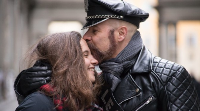 Se Mr Leather Italia è il mio babbo gay